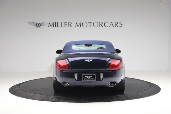 Used 2011 Bentley Continental GTC for sale Call for price at Maserati of Greenwich in Greenwich CT 06830 17