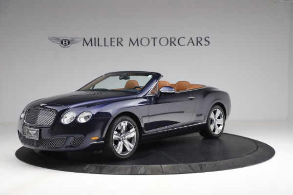 Used 2011 Bentley Continental GTC for sale Call for price at Maserati of Greenwich in Greenwich CT 06830 2