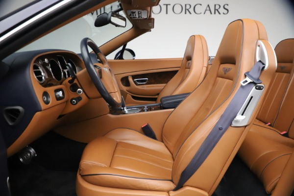 Used 2011 Bentley Continental GTC for sale Call for price at Maserati of Greenwich in Greenwich CT 06830 26