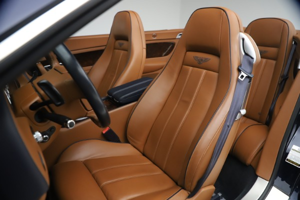 Used 2011 Bentley Continental GTC for sale Call for price at Maserati of Greenwich in Greenwich CT 06830 27