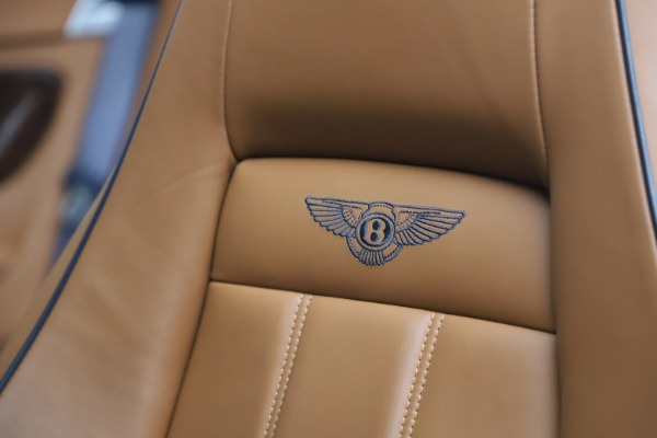 Used 2011 Bentley Continental GTC for sale Call for price at Maserati of Greenwich in Greenwich CT 06830 28