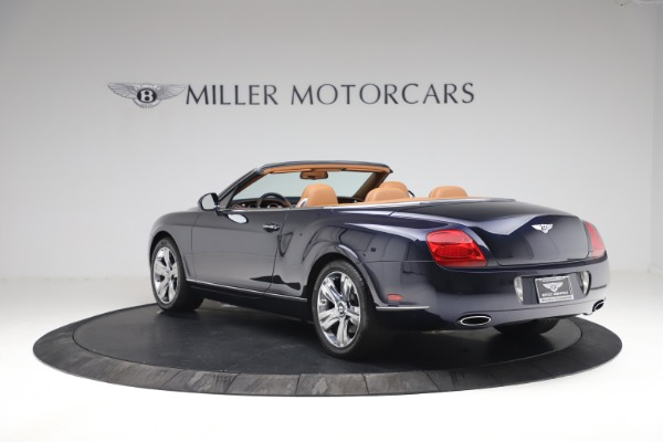 Used 2011 Bentley Continental GTC for sale Call for price at Maserati of Greenwich in Greenwich CT 06830 5