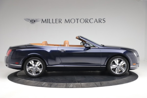 Used 2011 Bentley Continental GTC for sale Call for price at Maserati of Greenwich in Greenwich CT 06830 9