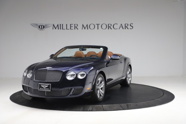 Used 2011 Bentley Continental GTC for sale Call for price at Maserati of Greenwich in Greenwich CT 06830 1