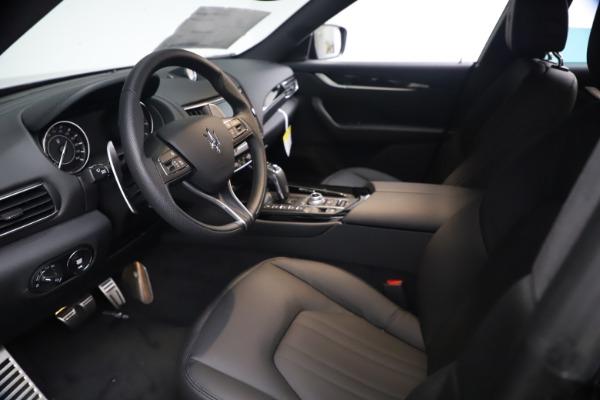 New 2021 Maserati Levante Q4 for sale $87,325 at Maserati of Greenwich in Greenwich CT 06830 13