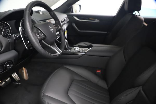New 2021 Maserati Levante Q4 for sale $87,325 at Maserati of Greenwich in Greenwich CT 06830 14