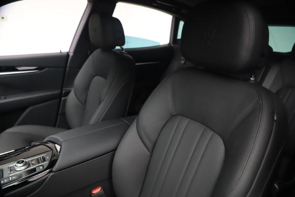 New 2021 Maserati Levante Q4 for sale $87,325 at Maserati of Greenwich in Greenwich CT 06830 15