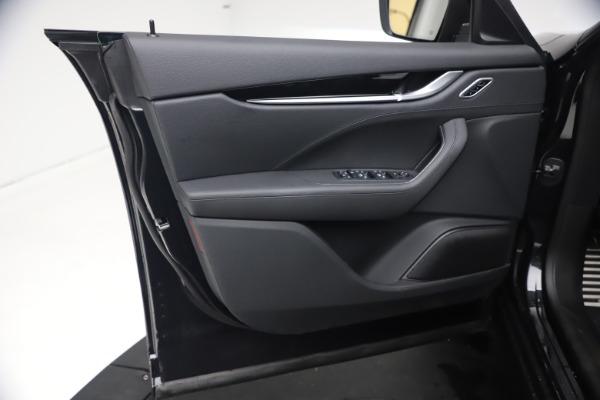 New 2021 Maserati Levante Q4 for sale $87,325 at Maserati of Greenwich in Greenwich CT 06830 16