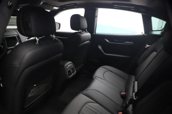 New 2021 Maserati Levante Q4 for sale $87,325 at Maserati of Greenwich in Greenwich CT 06830 17