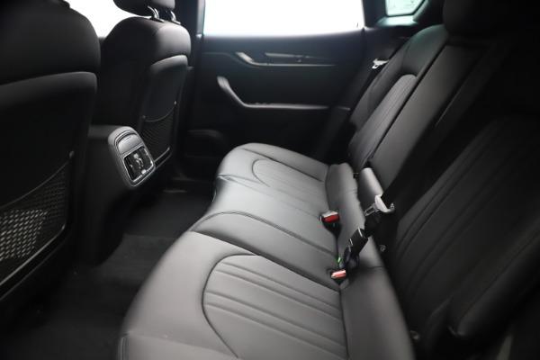 New 2021 Maserati Levante Q4 for sale $87,325 at Maserati of Greenwich in Greenwich CT 06830 18