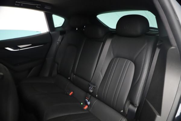 New 2021 Maserati Levante Q4 for sale $87,325 at Maserati of Greenwich in Greenwich CT 06830 19