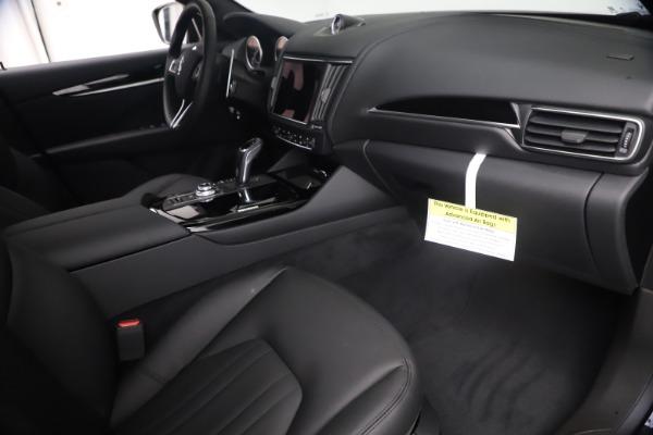 New 2021 Maserati Levante Q4 for sale $87,325 at Maserati of Greenwich in Greenwich CT 06830 21