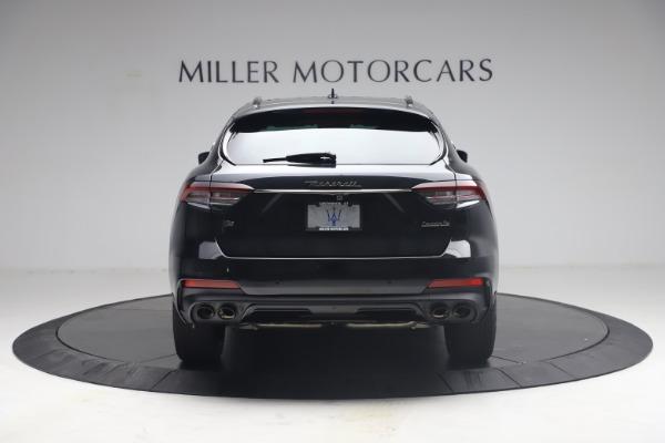 New 2021 Maserati Levante Q4 for sale $87,325 at Maserati of Greenwich in Greenwich CT 06830 6
