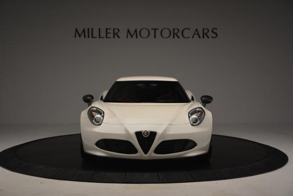 Used 2015 Alfa Romeo 4C for sale Sold at Maserati of Greenwich in Greenwich CT 06830 12