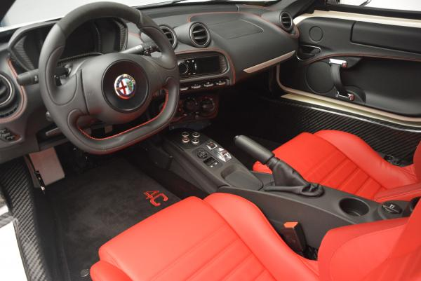 Used 2015 Alfa Romeo 4C for sale Sold at Maserati of Greenwich in Greenwich CT 06830 14
