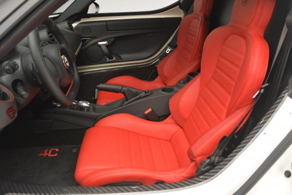 Used 2015 Alfa Romeo 4C for sale Sold at Maserati of Greenwich in Greenwich CT 06830 15