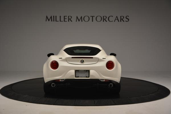 Used 2015 Alfa Romeo 4C for sale Sold at Maserati of Greenwich in Greenwich CT 06830 6