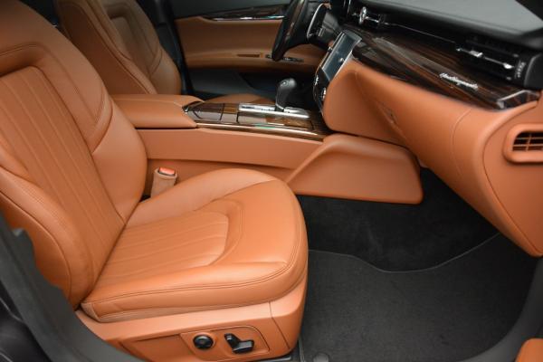 New 2016 Maserati Quattroporte S Q4 for sale Sold at Maserati of Greenwich in Greenwich CT 06830 22