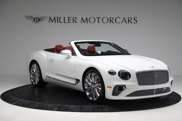 New 2021 Bentley Continental GT V8 Mulliner for sale Call for price at Maserati of Greenwich in Greenwich CT 06830 10