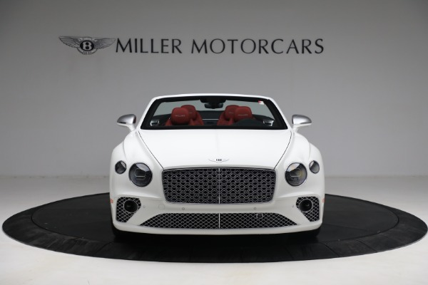 New 2021 Bentley Continental GT V8 Mulliner for sale Call for price at Maserati of Greenwich in Greenwich CT 06830 11