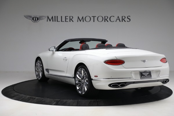 New 2021 Bentley Continental GT V8 Mulliner for sale Call for price at Maserati of Greenwich in Greenwich CT 06830 4