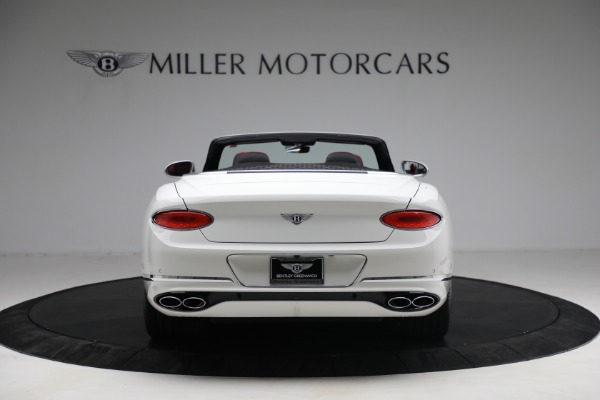 New 2021 Bentley Continental GT V8 Mulliner for sale Call for price at Maserati of Greenwich in Greenwich CT 06830 5