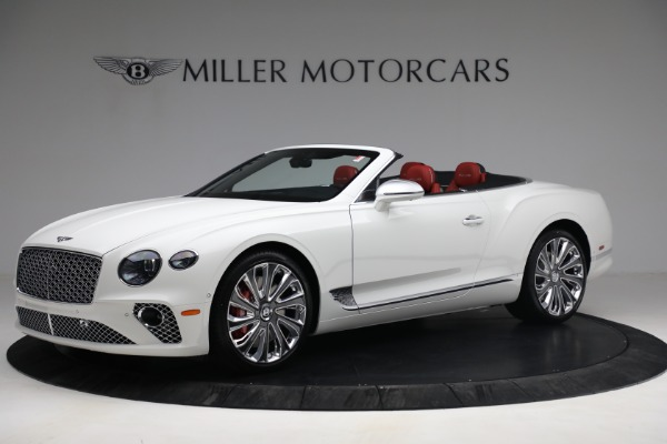 New 2021 Bentley Continental GT V8 Mulliner for sale Call for price at Maserati of Greenwich in Greenwich CT 06830 1