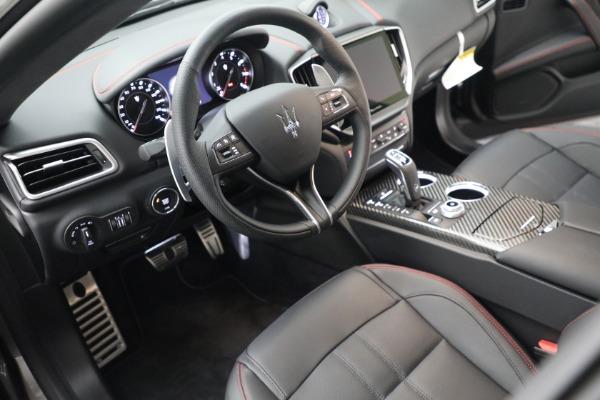 New 2021 Maserati Ghibli S Q4 GranSport for sale $100,635 at Maserati of Greenwich in Greenwich CT 06830 14