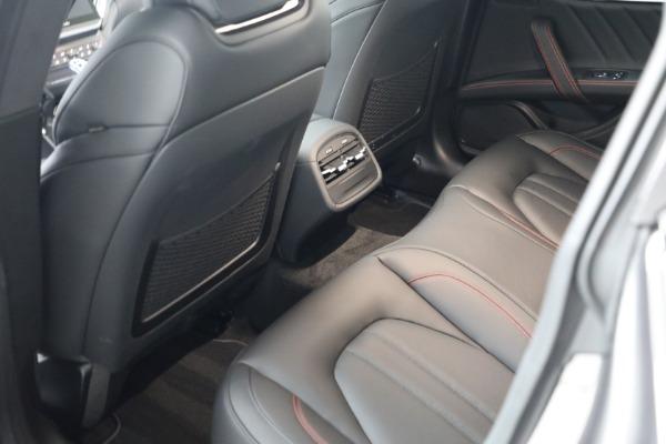 New 2021 Maserati Ghibli S Q4 GranSport for sale $100,635 at Maserati of Greenwich in Greenwich CT 06830 15