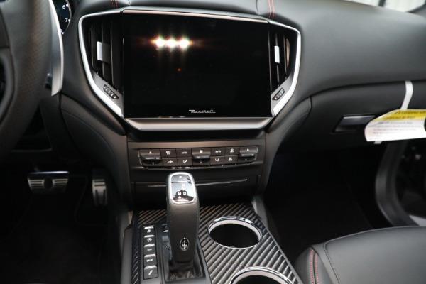 New 2021 Maserati Ghibli S Q4 GranSport for sale $100,635 at Maserati of Greenwich in Greenwich CT 06830 19