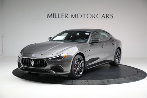 New 2021 Maserati Ghibli S Q4 GranSport for sale $100,635 at Maserati of Greenwich in Greenwich CT 06830 2