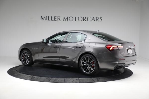 New 2021 Maserati Ghibli S Q4 GranSport for sale $100,635 at Maserati of Greenwich in Greenwich CT 06830 5