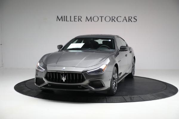 New 2021 Maserati Ghibli S Q4 GranSport for sale $100,635 at Maserati of Greenwich in Greenwich CT 06830 1