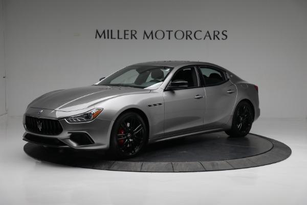 New 2021 Maserati Ghibli S Q4 for sale $90,075 at Maserati of Greenwich in Greenwich CT 06830 2
