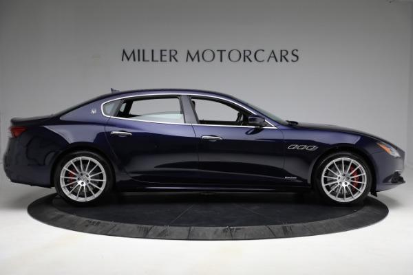 New 2021 Maserati Quattroporte S Q4 GranLusso for sale Call for price at Maserati of Greenwich in Greenwich CT 06830 10