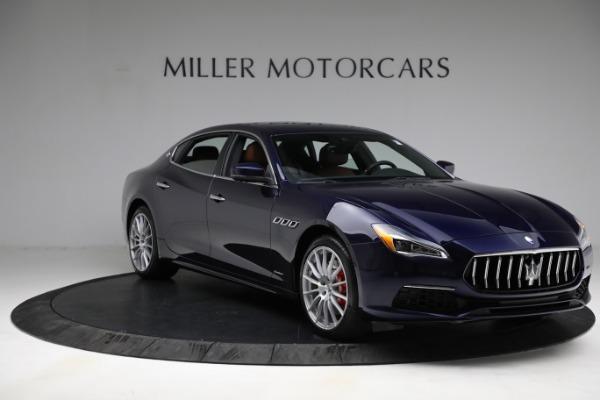 New 2021 Maserati Quattroporte S Q4 GranLusso for sale Call for price at Maserati of Greenwich in Greenwich CT 06830 11