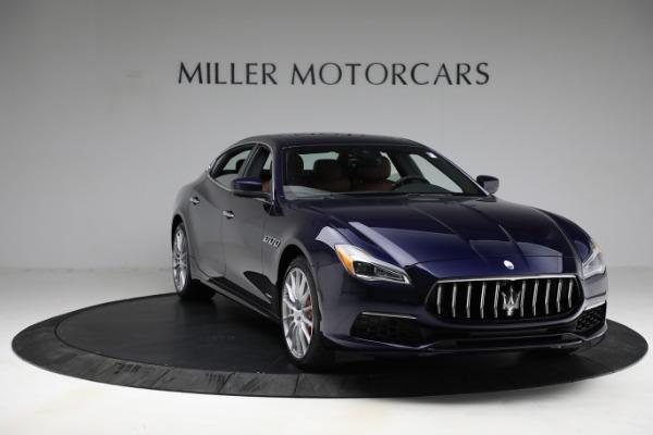 New 2021 Maserati Quattroporte S Q4 GranLusso for sale Call for price at Maserati of Greenwich in Greenwich CT 06830 12