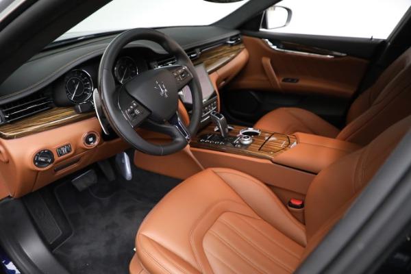 New 2021 Maserati Quattroporte S Q4 GranLusso for sale Call for price at Maserati of Greenwich in Greenwich CT 06830 14