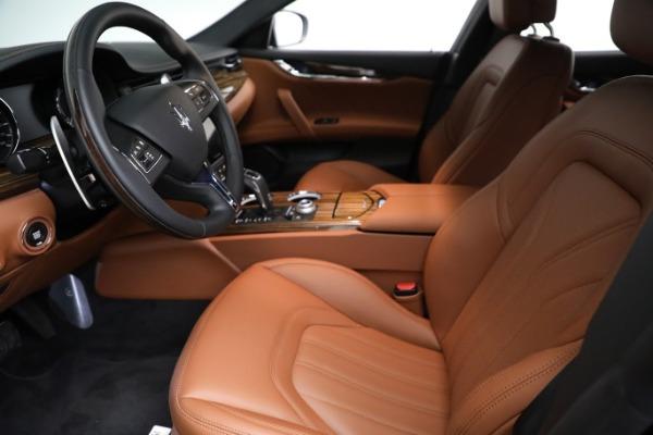 New 2021 Maserati Quattroporte S Q4 GranLusso for sale Call for price at Maserati of Greenwich in Greenwich CT 06830 15