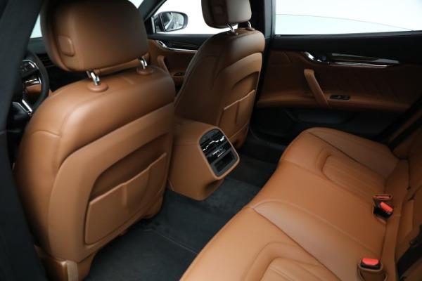 New 2021 Maserati Quattroporte S Q4 GranLusso for sale Call for price at Maserati of Greenwich in Greenwich CT 06830 18