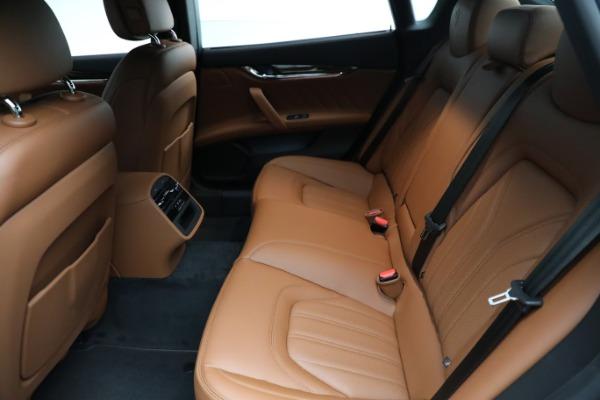 New 2021 Maserati Quattroporte S Q4 GranLusso for sale Call for price at Maserati of Greenwich in Greenwich CT 06830 19