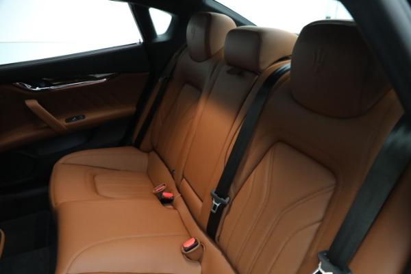 New 2021 Maserati Quattroporte S Q4 GranLusso for sale Call for price at Maserati of Greenwich in Greenwich CT 06830 20