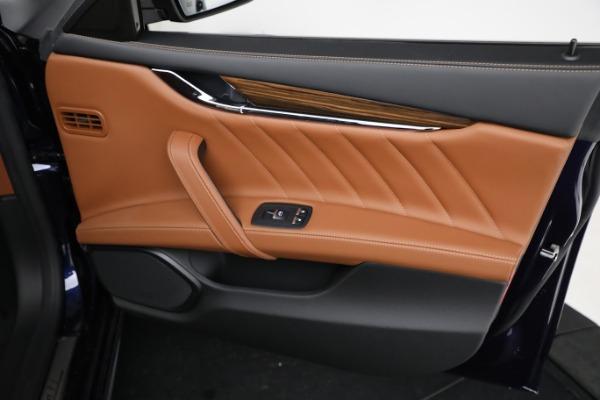 New 2021 Maserati Quattroporte S Q4 GranLusso for sale Call for price at Maserati of Greenwich in Greenwich CT 06830 24