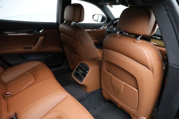New 2021 Maserati Quattroporte S Q4 GranLusso for sale Call for price at Maserati of Greenwich in Greenwich CT 06830 25