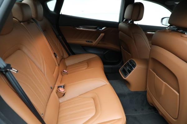 New 2021 Maserati Quattroporte S Q4 GranLusso for sale Call for price at Maserati of Greenwich in Greenwich CT 06830 26