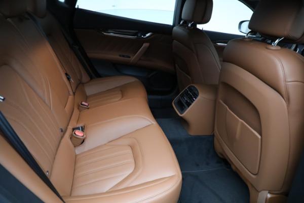 New 2021 Maserati Quattroporte S Q4 GranLusso for sale Call for price at Maserati of Greenwich in Greenwich CT 06830 27