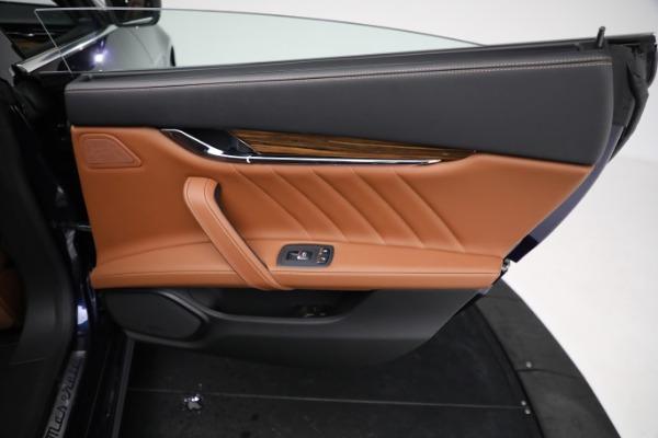 New 2021 Maserati Quattroporte S Q4 GranLusso for sale Call for price at Maserati of Greenwich in Greenwich CT 06830 28