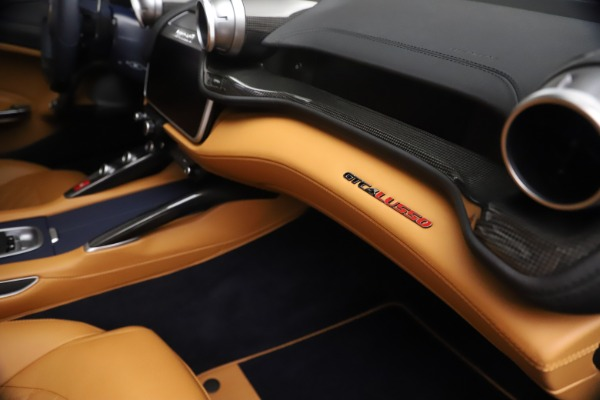 Used 2018 Ferrari GTC4Lusso for sale $289,900 at Maserati of Greenwich in Greenwich CT 06830 23