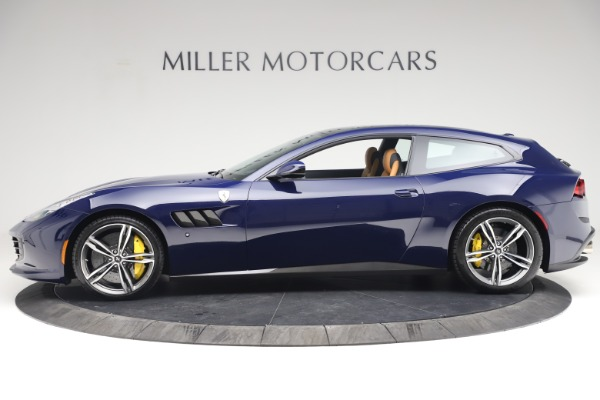 Used 2018 Ferrari GTC4Lusso for sale $289,900 at Maserati of Greenwich in Greenwich CT 06830 3
