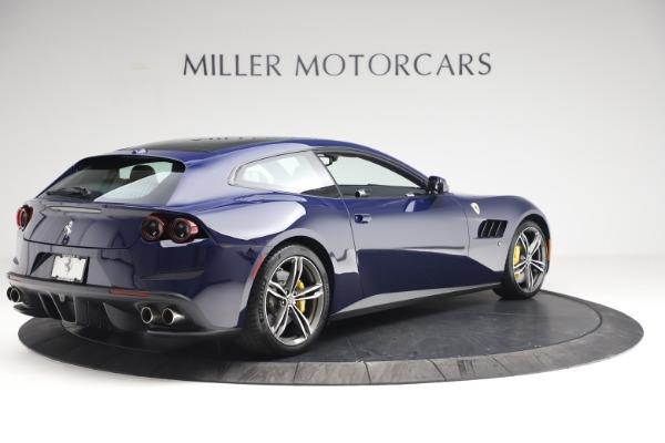 Used 2018 Ferrari GTC4Lusso for sale $289,900 at Maserati of Greenwich in Greenwich CT 06830 8